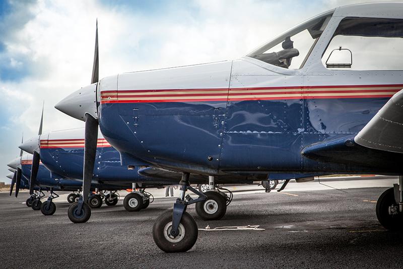 Delta Qualiflight Aviation planes